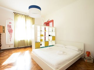 Via Giulia, Well furnished 100 sq.m. at a reasonable price for 4+2 guests. - Trieste vacation rentals