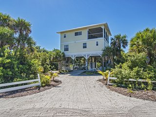 Beautiful Beach House in a secluded private island - North Captiva Island vacation rentals