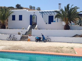 Maison au charme grec. The place to be for fun and relax. Come on ! - Agia Marina vacation rentals