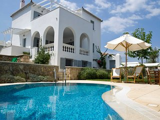 Melina luxurious -private pool- villa in Spetses (220 sq.m.) near the sea - Spetses Town vacation rentals