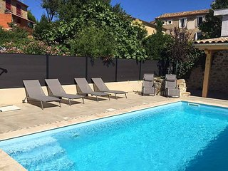 Spacious Holiday Villa with Pool and Aircon - Autignac vacation rentals