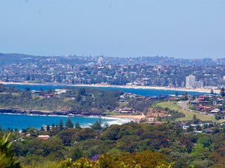 Big house, big views in Bilgola - Bilgola vacation rentals