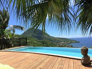 2 pieces sur la baie de Petite Anse - Les Anses d'Arlet vacation rentals