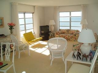 Sunny Condo with Deck and Central Heating - Longboat Key vacation rentals