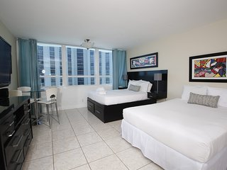 1 bedroom Apartment with Fitness Room in Miami Beach - Miami Beach vacation rentals
