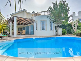 Beautiful Villa with Television and DVD Player - Latchi vacation rentals