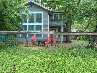 Unique Craftsman Style House in Central Austin - Austin vacation rentals