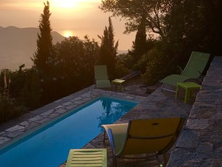 Charming House with Deck and Internet Access - Sant'Antonino vacation rentals