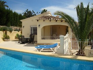 Casa Maravista fantastic villa in a fantastic location. - Moraira vacation rentals