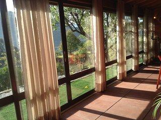 Nice Shepherds hut with Deck and Internet Access - Vila Pouca da Beira vacation rentals