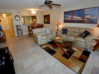 Reef Club #109 Luxurious Beachfront Elegantly Remodeled First Floor Condo - Indian Rocks Beach vacation rentals
