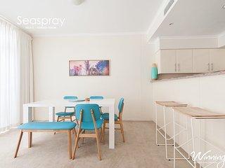 Spacious, private villa with sea views - Shoal Bay vacation rentals