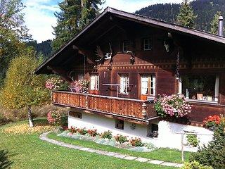 2 bedroom Apartment in Gstaad, Bernese Oberland, Switzerland : ref 2236691 - Gstaad vacation rentals