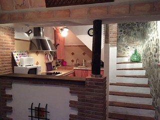 La estacion is a beautifully decorated, comfy village house with fantastic views - Canillas de Aceituno vacation rentals