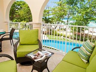 Family-Friendly Dover Beach Barbados Condo With Vibrant Aqua Sea Views - Dover vacation rentals