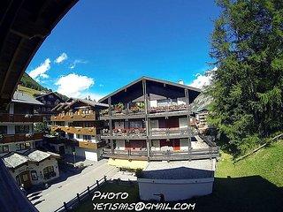 4 bedroom Apartment in Saas Fee, Valais, Switzerland : ref 2285779 - Saas-Fee vacation rentals