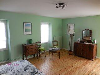 La Ferme du Ciel - Vols en ballon, chambre d'hôtes - Laruscade vacation rentals