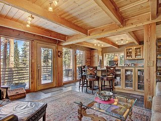 Burgett Cabin - Breckenridge vacation rentals