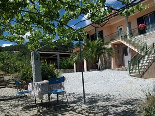 Holiday on a traditional farm with vineyard and sun terraces - Guarda vacation rentals