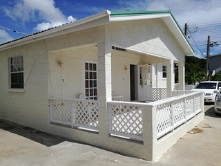 Edna's Dream spacious air conditioned  detached bungalow 50 metres to the beach - Oistins vacation rentals