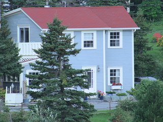 Blue House - Luxurious Vacation Home on the Ocean - Tors Cove vacation rentals