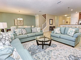 Luxury 8 Bed Villa Champions Gate 15min to  Disney - Davenport vacation rentals