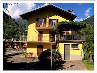 "Gressoney Valley  "" La casa dei nonni"" - Gaby vacation rentals"
