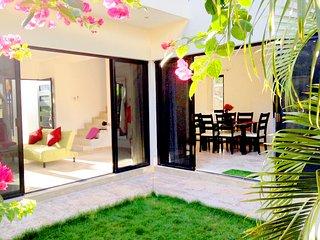 V1 - New Villa Home in Tulum, Mexico - Sleeps 6 + - Tulum vacation rentals