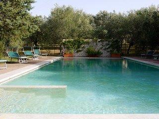 Lovely 5 bedroom Villa in Castelmuzio with Internet Access - Castelmuzio vacation rentals