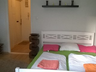 Big cosy studio apartment at Helsinki main street - Helsinki vacation rentals