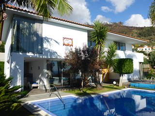 "Just Paradise "" Abrigo da Madeira"" Villa with Pool & Sauna - Arco da Calheta vacation rentals"