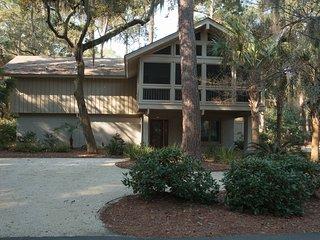 Beautiful Sea Pines 4th Row House - Hilton Head vacation rentals