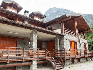 Trilocale per 4 persone a Antey-Saint-Andrè ID 527 - Antey Saint Andre vacation rentals