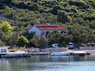 Waterfront holiday cottage Cvita, Dalmatian island - Pasman Island vacation rentals