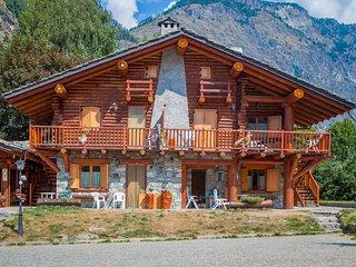 Trilocale per 7 persone a Antey-Saint-André ID 524 - Antey Saint Andre vacation rentals