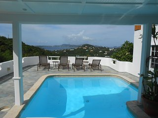 Pool Side 2BR with Sunset View - Cruz Bay vacation rentals