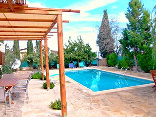 Traditional Bungalow located in the Traditional Village of Droushia Private Pool - Polis vacation rentals