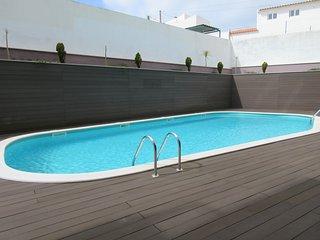 GC B3 - São Martinho do Porto - Apartment T2/6 PAX with pool near the beach - Sao Martinho do Porto vacation rentals