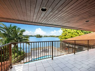4/4, Miami Lake House, Pool, Kayaks, Large Groups - Coconut Grove vacation rentals
