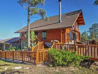 NEW! Designer 4BR Black Hills Home w/Mountain Views! - Spearfish vacation rentals