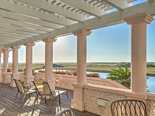 NEW! 4BR Wrightsville Beach House w/ Private Pier! - Wrightsville Beach vacation rentals