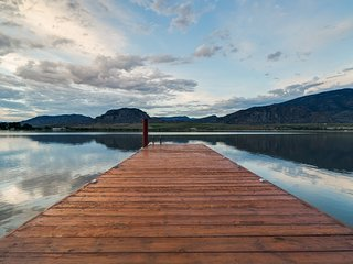 Beautiful 4 bedroom Osoyoos House with Internet Access - Osoyoos vacation rentals