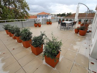 112-R Terrace apartment in city center - Porto vacation rentals