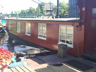 Houseboat Tante Piet, stay together on board with Sietske - Amsterdam vacation rentals