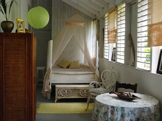 Old World Apartment -  bedroom in  huge apartment - Bridgetown vacation rentals
