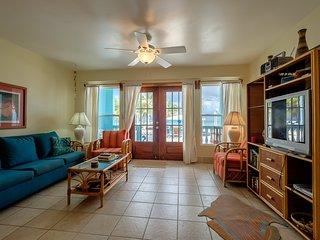 Adorable 1 bedroom condo on private beach! -A2 - San Pedro vacation rentals