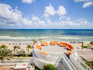 Hilton Ft. Lauderdale Beach Resort- Private Condo 1BD DBL Queen W/ Ocean View! - Fort Lauderdale vacation rentals