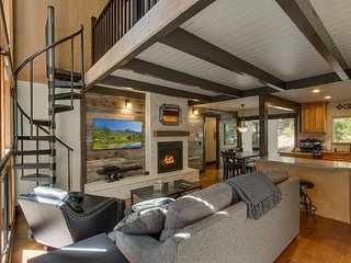 Wonderful House with Deck and Television - Carnelian Bay vacation rentals
