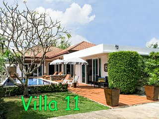 Busaba Villa 11 - Hua Hin vacation rentals