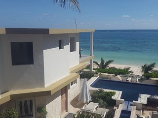 Casa Toucan 4 - Beautiful Beachfront near Square! - Puerto Morelos vacation rentals
